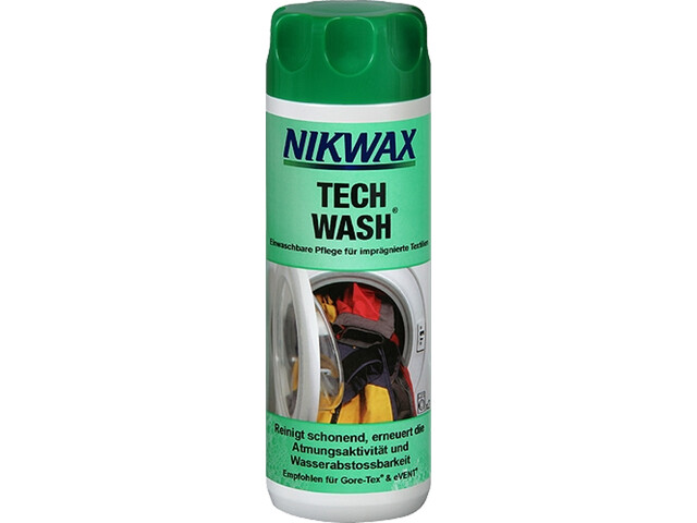 Nikwax Tech Wash 300 ml grøn (2019) | Personlig pleje